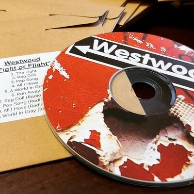 """""""Fight or Flight"""" - Hard Copy CD"""