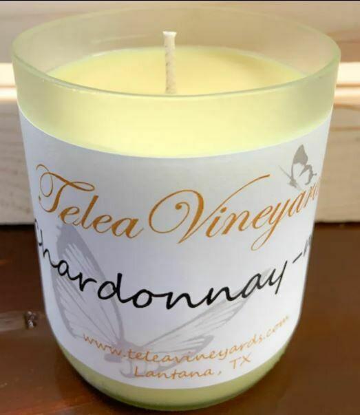 Chardonnay-nay Candle