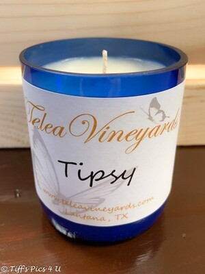 Tipsy Candle
