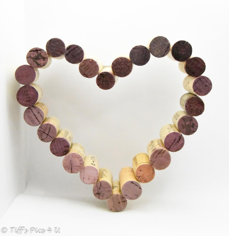 Heart Cork Art