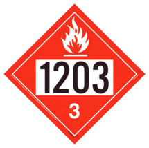 UN1203 Placard