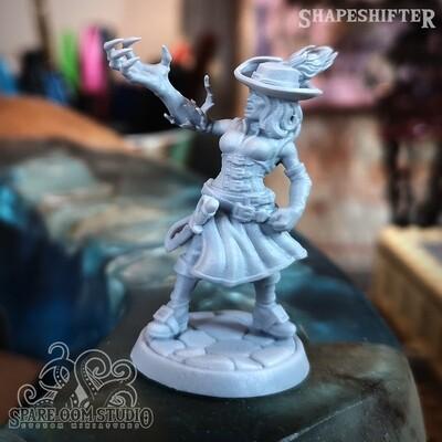Shapeshifter - Talisman STL