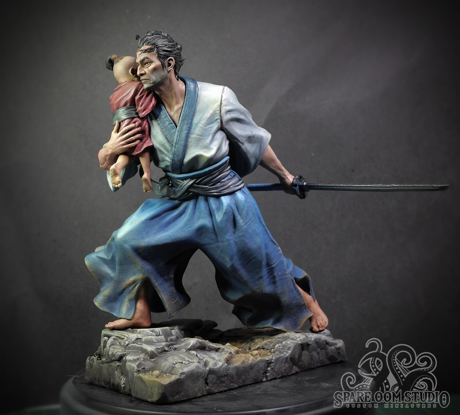 Lone Wolf and Cub STL