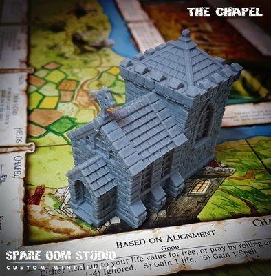 Talisman Chapel DIGITAL DOWNLOAD