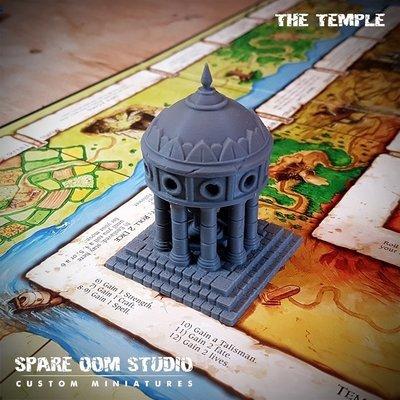 Talisman Temple DIGITAL DOWNLOAD