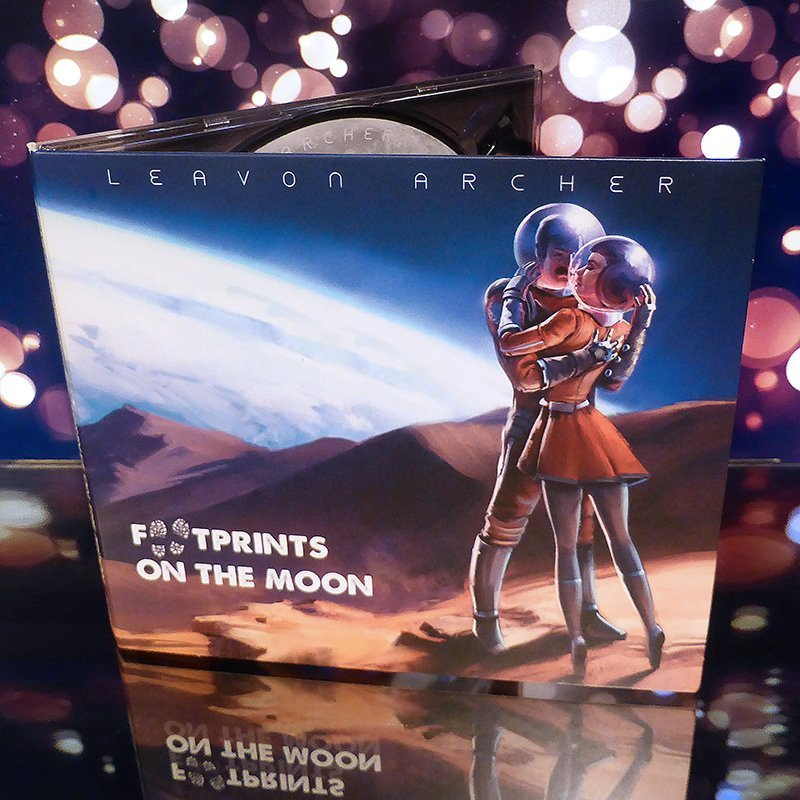 Footprints on the Moon CD