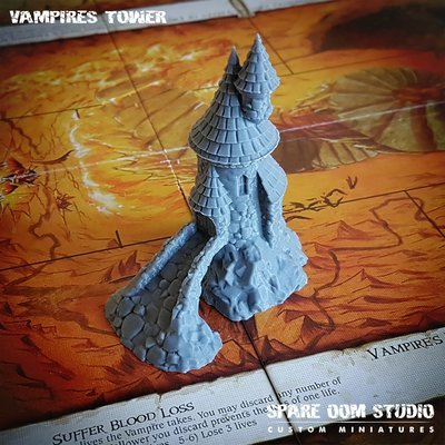 Talisman Vampires Tower DIGITAL DOWNLOAD