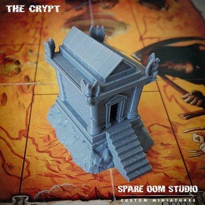 Talisman Crypt STL DIGITAL DOWNLOAD