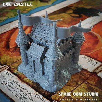 Talisman Castle STL DIGITAL DOWNLOAD