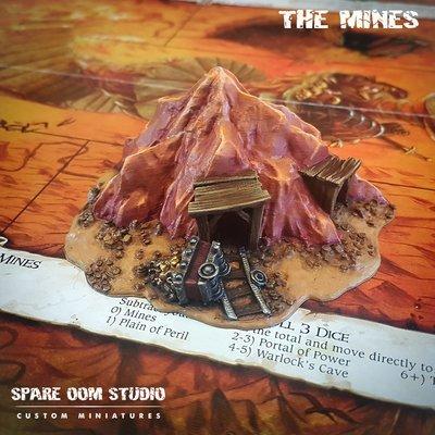 Talisman The Mines DIGITAL DOWNLOAD