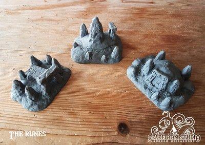 Talisman The Runes STL DIGITAL DOWNLOAD