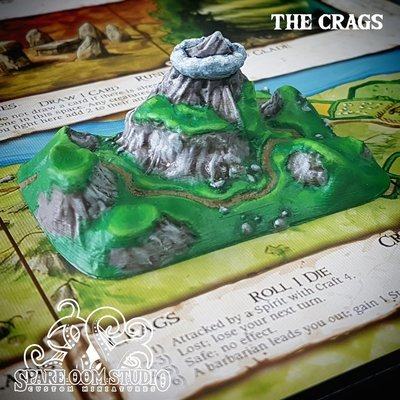Talisman Crags DIGITAL DOWNLOAD