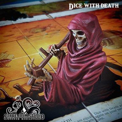 Talisman Dice with Death DIGITAL DOWNLOAD
