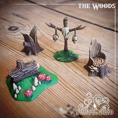 Talisman The Woods DIGITAL DOWNLOAD