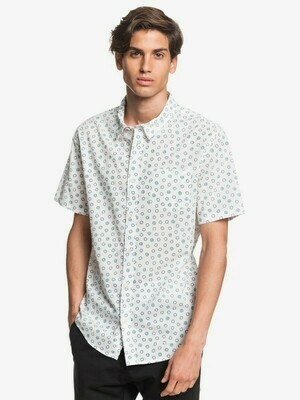 Quiksilver Buck Shot Short Sleeve Shirt