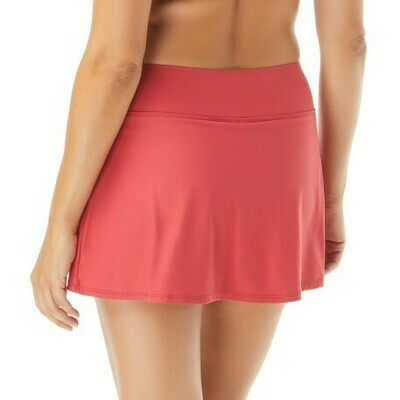 Beach House Emma Pull On Skort Rosewood