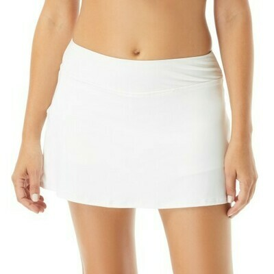 Beach House Emma Pull On Skort White