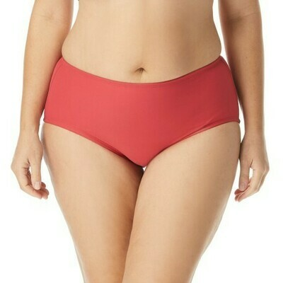 Beach House Chloe High Waisted Bottom Rosewood
