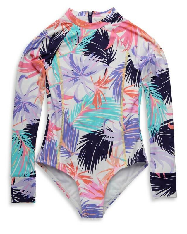 Hobie In The Mix Bodysuit 1pc Girls 10-16