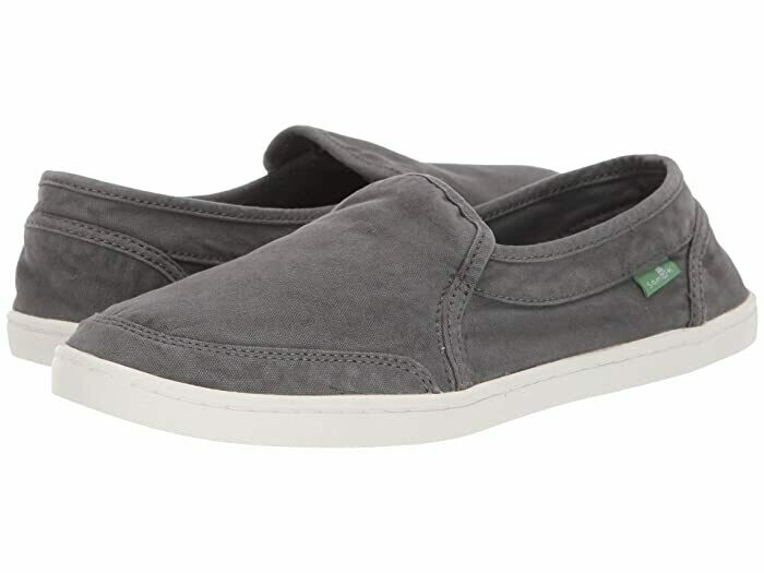 Sanuk Pair O Dice Ladies Charcoal Grey