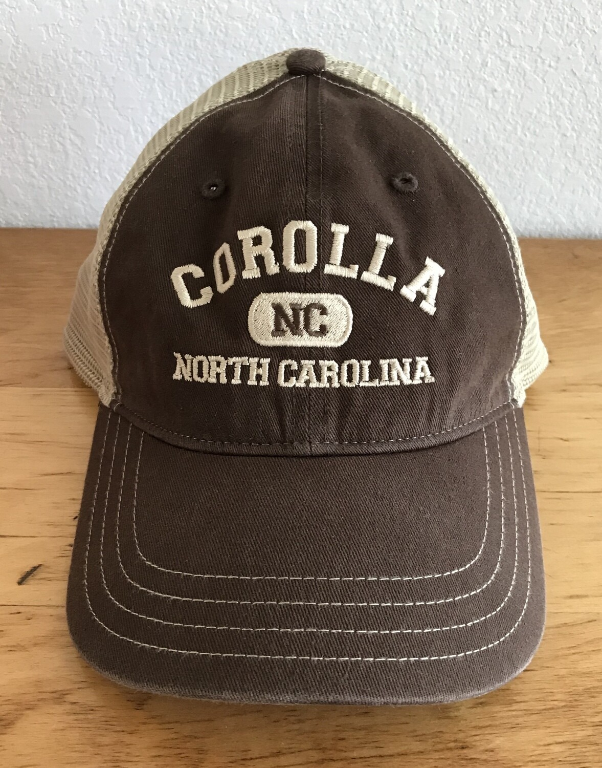 Corolla Mesh Back Washed Twill Hat