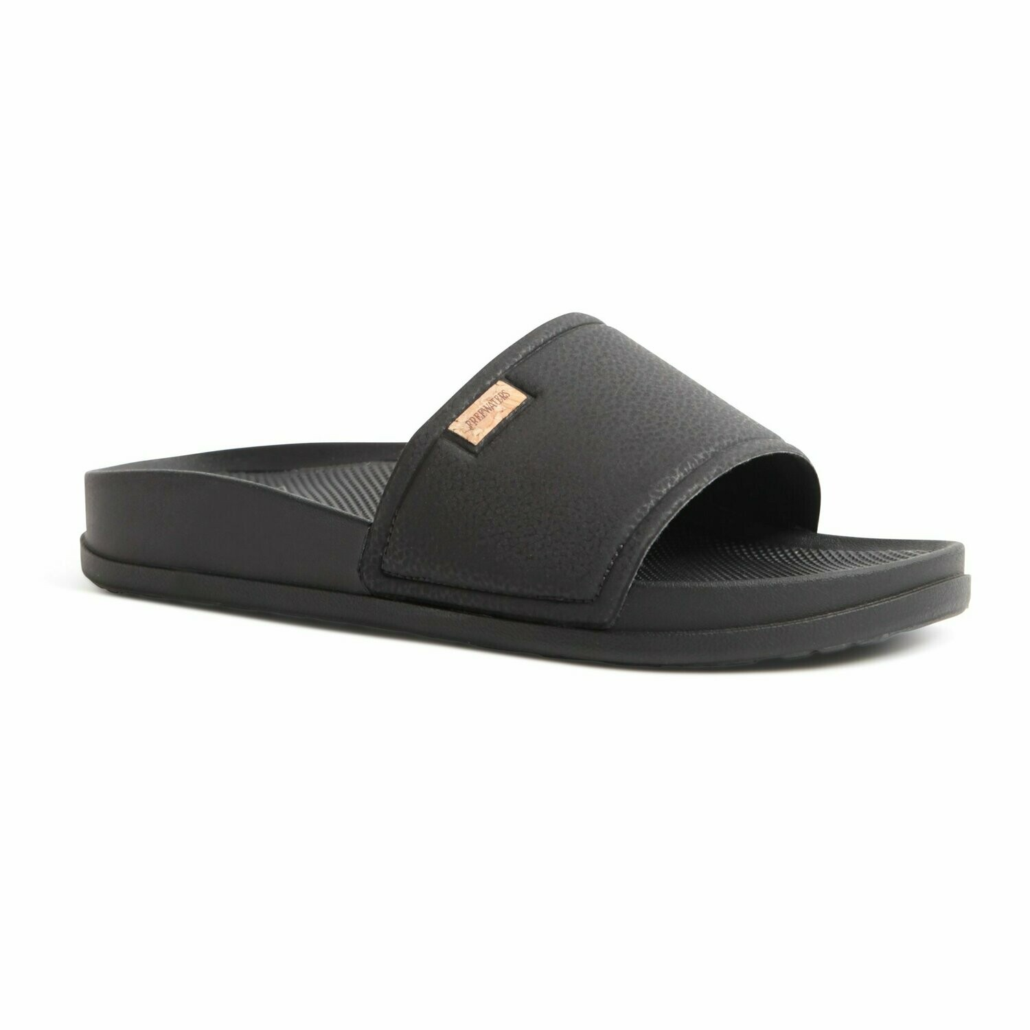 Freewaters Mens Supreem Slide Black