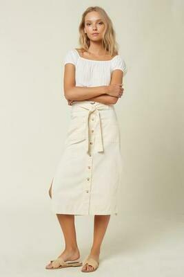 O'Neill Davey Solid Skirt