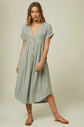 O'Neill Reid Solid Dress
