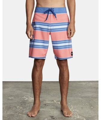 RVCA Uncivil Striped 20