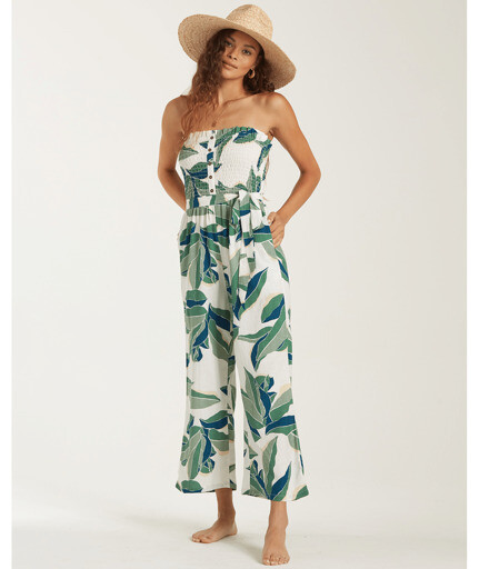 Billabong Forward Feelings Jumpsuit