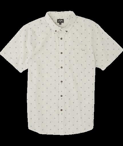 Billabong All Day Jacquard Short Sleeve Shirt