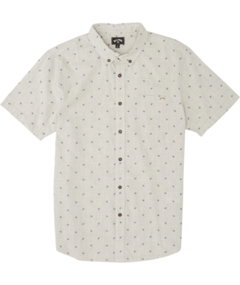 Billabong All Day Jacquard Short Sleeve Shirt
