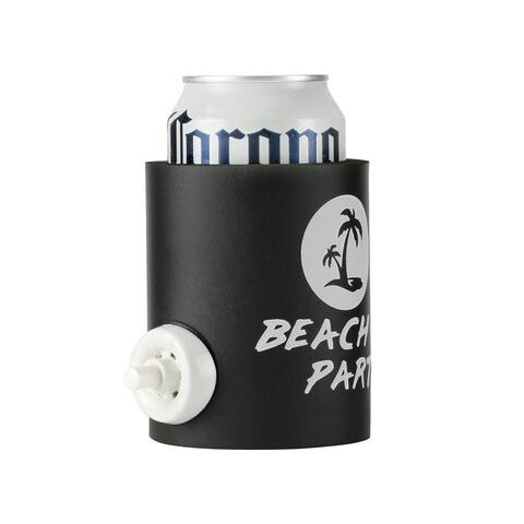 Beach Party Shotgun Koozie