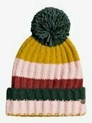 Roxy Simple Story Pom Pom Beanie
