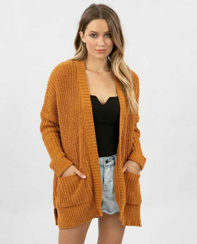 Rip Curl Safari Sun Cardigan Honey