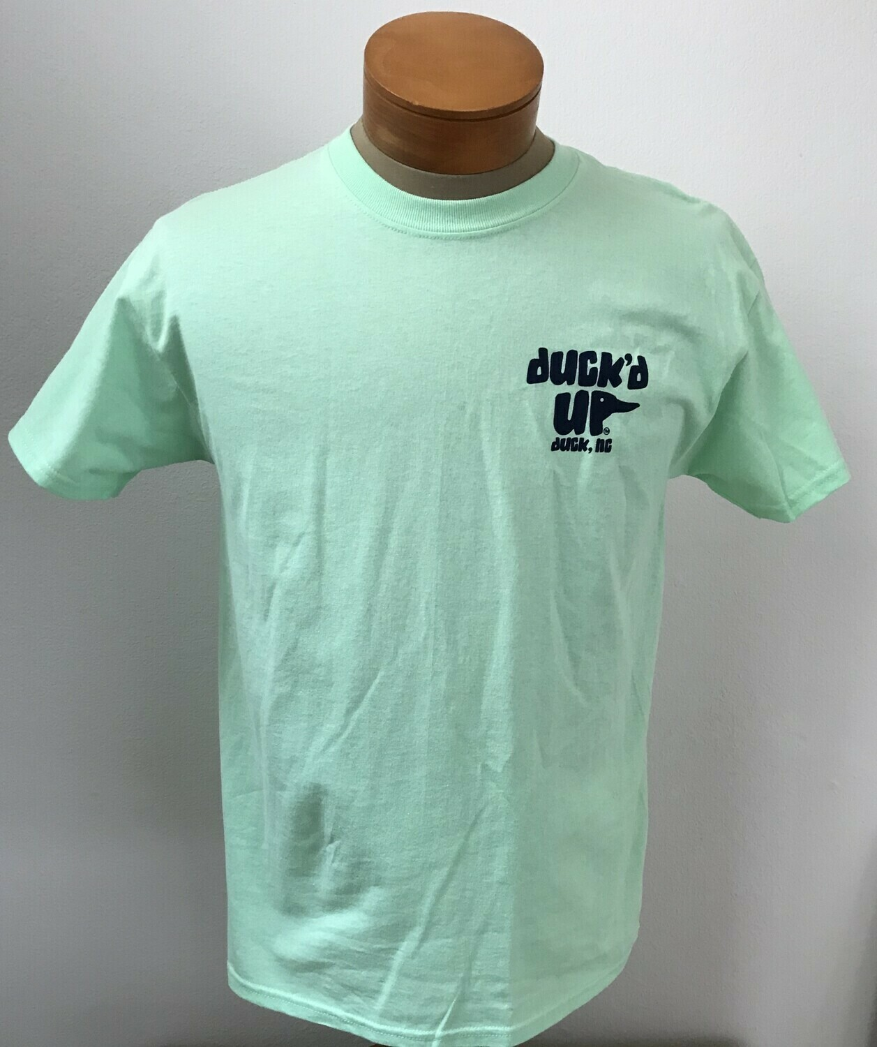 Duck'd Up Short Sleeve Tee MINT