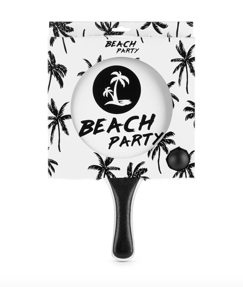 Beach Party Paddleball Set