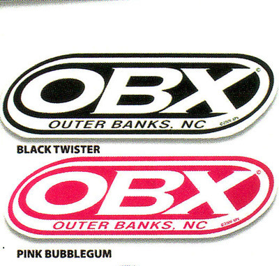 OBX Twister Sticker