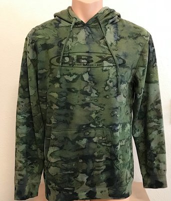 OBX Camo Hoodie