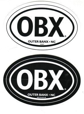 OBX Original Sticker