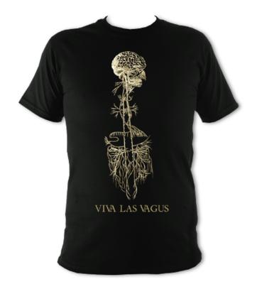 'Viva Las Vagus' T- Shirt