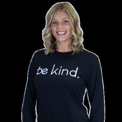 Be Kind Unisex Long Sleeve Shirt
