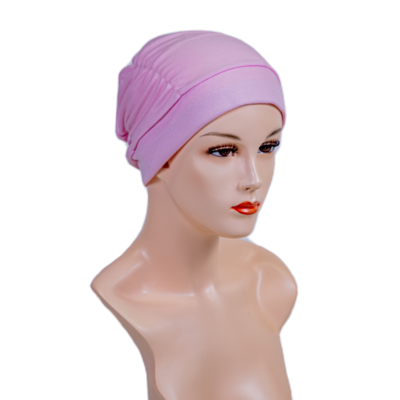 Ruffled Turban