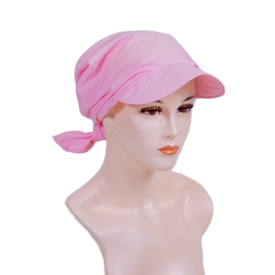 Brimmed Bow Hat