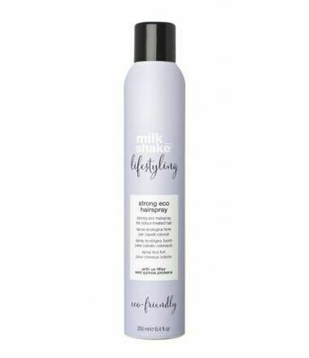 Laque fixation forte écologique -Eco hairspray Lifestyling - Milk_shake