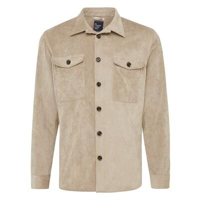 Tresanti Overshirt TCSHFA214 beige