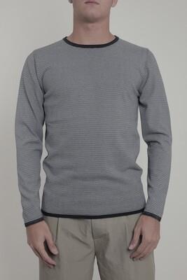 Wool & Co Trui WO6045S indigo