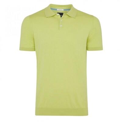 Tresanti Polo katoen cashmere TCKWEA003 geel