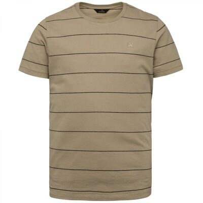 Vanguard T-shirt VTSS213258 zand