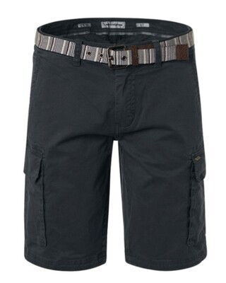 No Excess Short 118190359 donker blauw